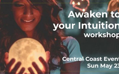 Connect with your intuitive gifts